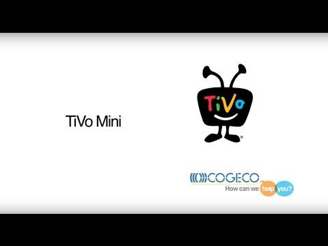 Discover TiVo Mini  - TiVo Service from Cogeco