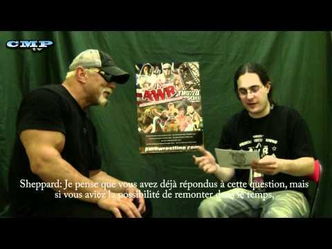 Scott Steiner interview during the American Wrestling Rampage Twisted Steel Tour 2010