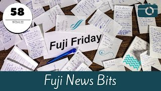 Fuji News Bits - Viltrox Prime Lens, Fuji Batteries needs update?