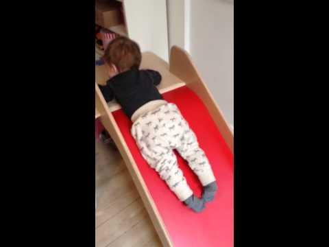 Dejlig IKEA Virre Rutsjebane - YouTube CV-82