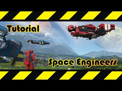 How 2 Engineer I Space Engineer Tutorial - Hydrogen Thruster