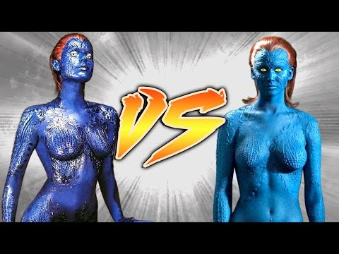 Who is the BETTER MYSTIQUE? en streaming