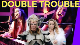DOUBLE TROUBLE (Sisters Cover) Eurovision - The Story of Fire Saga
