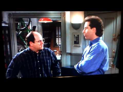 Seinfeld Superman wore a cape