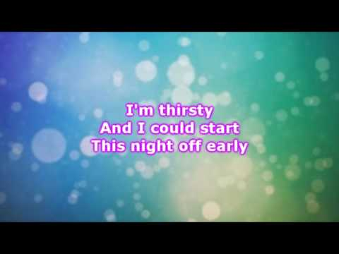 Billy Currington -  Jonesin' (Lyrics)