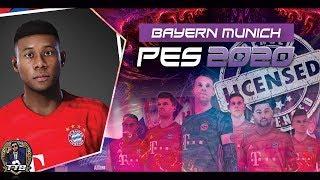 [TTB] PES 2020 - BAYERN MUNICH LICENSED! - NEW TRAILER - ALLIANZ ARENA RETURNS!