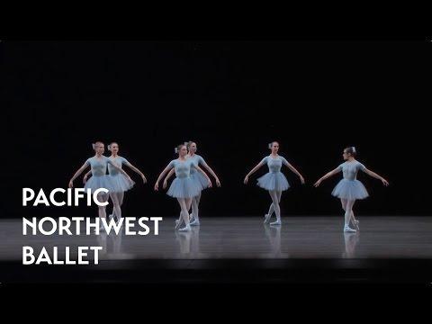 Jerome Robbins' The Concert - Mistake Waltz short excerpt (Pacific Northwest Ballet)