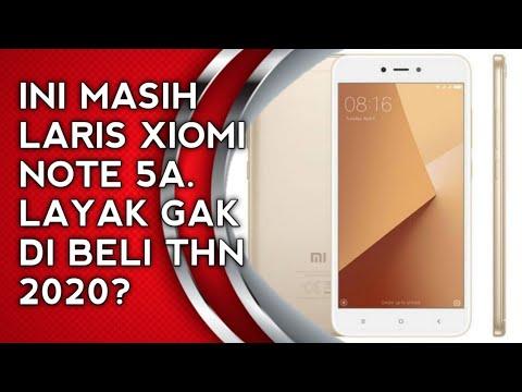 Harga Xiaomi Redmi Note 5a 2018