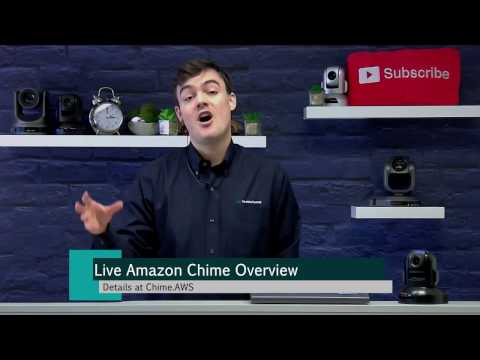 Amazon Chime - First Look