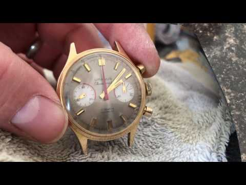 How to polish an acrylic watch crystal