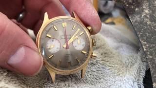 How to polish an acrylic watch crystal