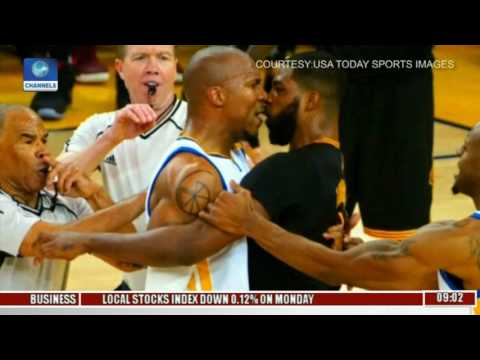 Sports This Morning: Golden State Warriors Claim NBA Crown Pt 1