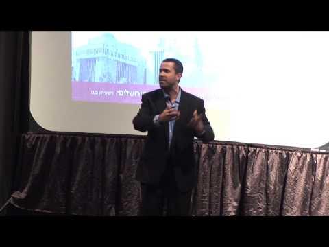RZC Bet Cafe 1/8 ZionismNext Talks - Introduction - Rabbi Jeremy Gimpel