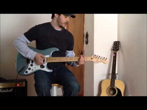"""Green Day: """"Pulling Teeth"""" (guitar cover)"""