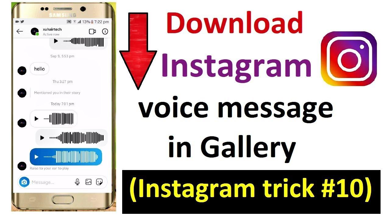 Instagram chat app download fake igdm