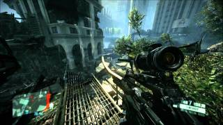 Crysis 2 Walkthrough - Part 19 - Mission 09 - PC - HD (Gameplay  Commentary)