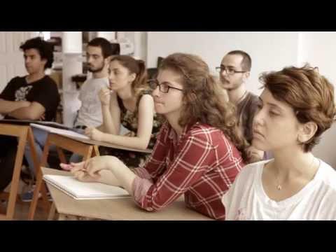 Sanayi-i Nefise Mekan Dersleri ve Autocad Dersleri