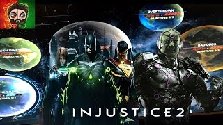 Injustice 2 - New Multiverse Game Mode LEAKED!!! Due To The Flash Season 2!!!