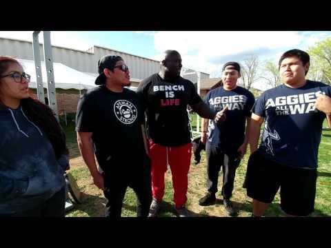 4 Corners Fit Fest | Squat | Bench | Deadlift | Towaoc Colorado