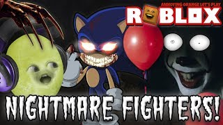 Roblox: Nightmare Fighters! [Gaming Grape]