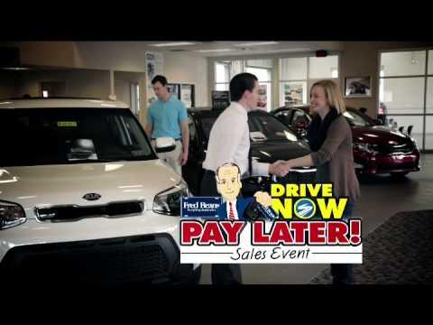 Fred Beans Kia >> Drive Now Pay Later Pa Kia Dealer Fred Beans Kia Limerick Youtube