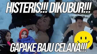 Gambar cover MERRY ULTAH DIKUBUR DI SALJU SUPER DINGIN GA PAKE BAJU CELANA!!!