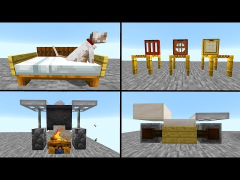Minecraft 1.14 Dekorationsideen   Dekotipps   SparkofPhoenix