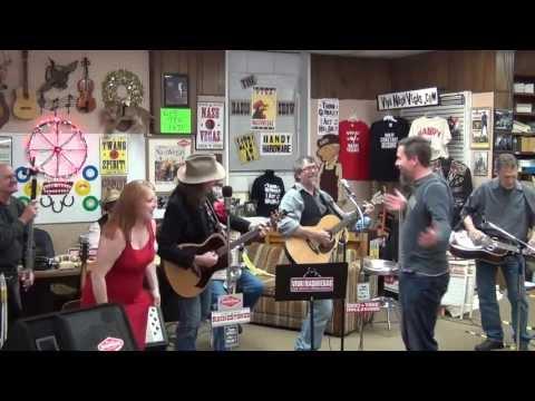 """Hardware Shake™"" on the ""Viva! NashVegas® Radio Show"" LIVE @ Handy Hardware, Franklin, TN!!!"