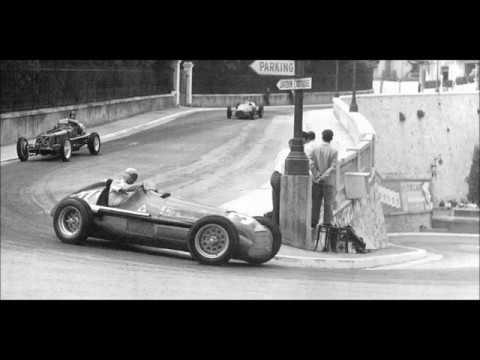 F1 History #01 [GER] - F1 1950 Monaco Massencrash