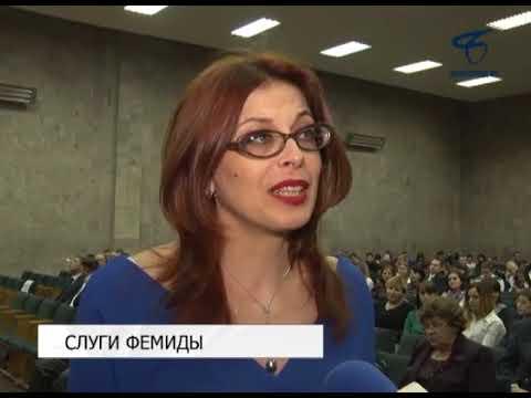 В Белгороде в шестой раз вручили премии «Юрист Белогорья»