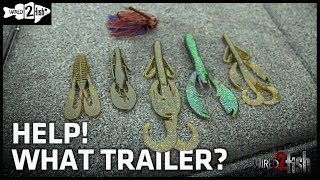 How Different Trailer Profiles Change Your Jigs