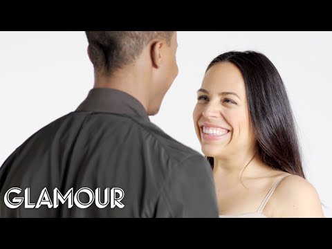 Thumbnail: Couples Stare at Each Other for 4 Minutes Straight | Glamour