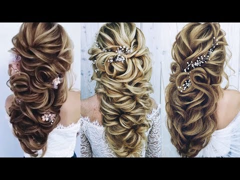 Beautiful Wedding Hairstyles for Long Hair 😂😂 Professional Hairstyles Compilation 2018 😘😘