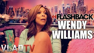 Wendy Williams Talks Staying With Cheating Husband (Flashback)