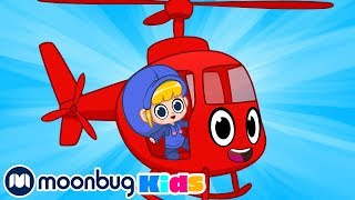 My Magic Pet Morphle - Rescue Helicopter!   Full Episodes   Funny Cartoons for Kids