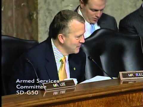 Senator Sullivan recognizes CENTCOM Commander General Austin