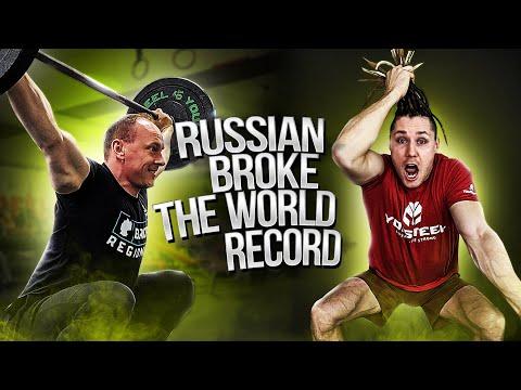Russian Broke The World Record