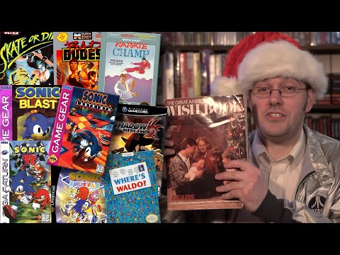 """Wish List """"Part 1"""" - Angry Video Game Nerd - Episode 116"""