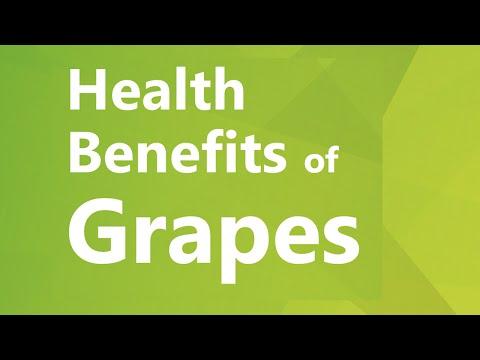 Health Benefits of Grapes - Grapes Health Benefits - Super Healthy Foods