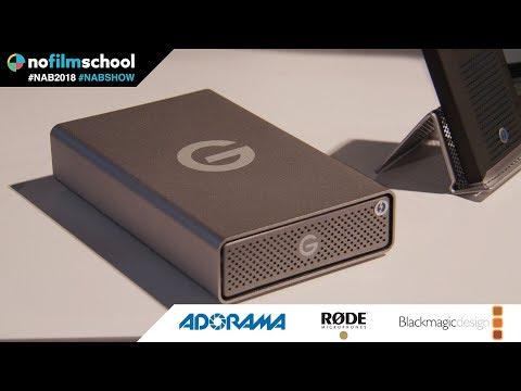 Take A Tour of G-Technology's Portable SSDs