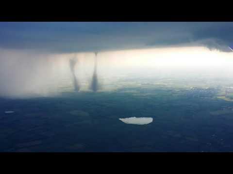 Tornado über Schleswig-Holstein / Germany