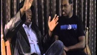 Topics include Philly Soul, Marshall Thompson of the Chi-Lites, Lou...