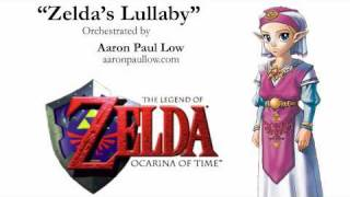 Zelda's Lullaby Orchestrated -- Ocarina of Time Thumbnail
