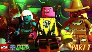 LEGO DC Super Villains OA No. Gorilla Grodd brings Scarecrow, Kiler...