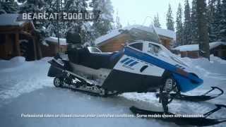Lineup-ul 2015 de snowmobile utilitare Arctic Cat