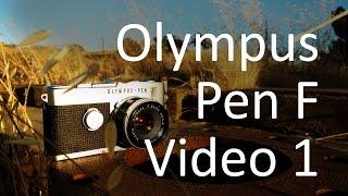 Олімпус Пен Ф відео інструкція 1 з 2