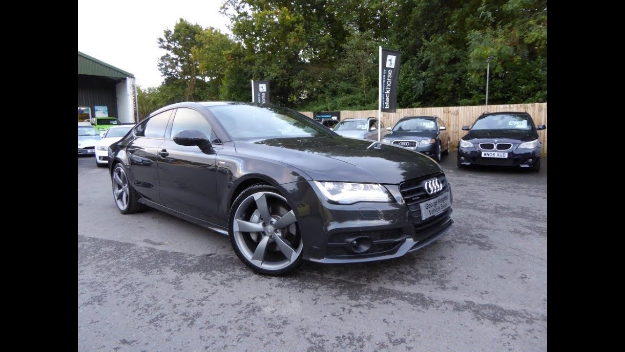 Audi A TDi Bi Turbo For Sale At George Kingsley Vehicle Sales - Audi a7 for sale