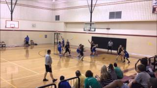 Kyanna Castaneda Summer League Games   2015
