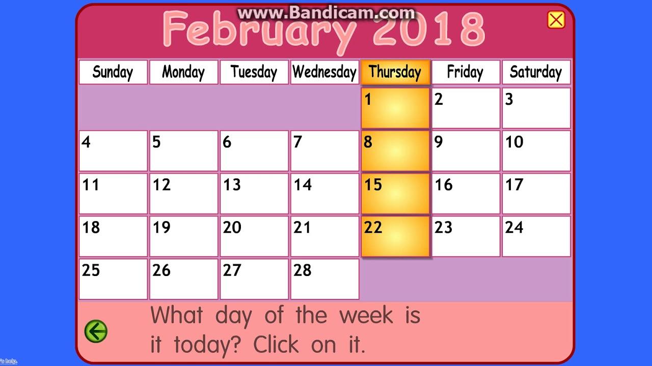 february 2018 is here