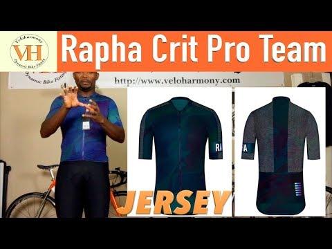 Rapha s Crit Pro Team Jersey 2018 1a021d95d
